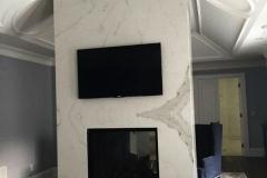 marble wall divider