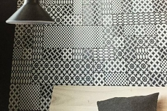 wall mosaic custom tiling