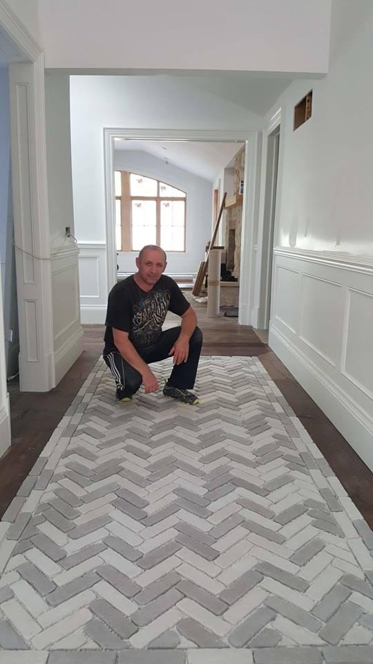Unique Mosaic Tiles Mosaic Flooring Installations