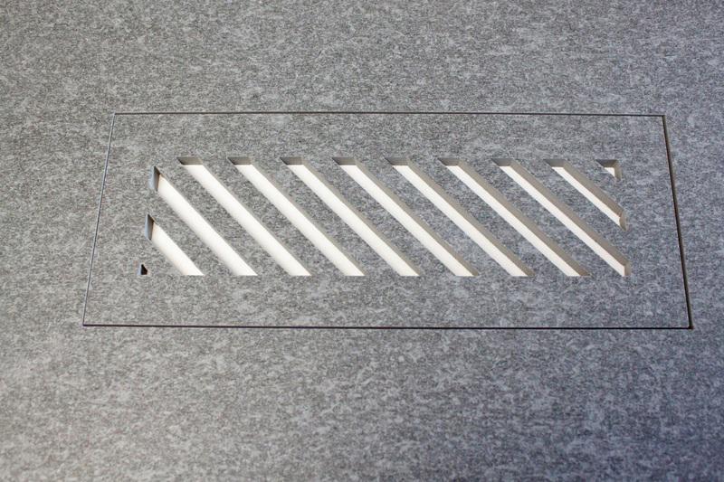 Custom Vent Covers Burlington Inspired Flooring