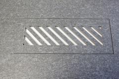 granite tile vent cover