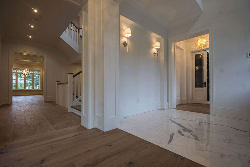 Hardwood, Marble Flooring Burlington